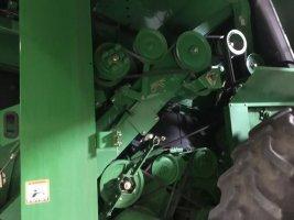 Комбайн JOHN DEERE 9760 STS Bullet Rotor
