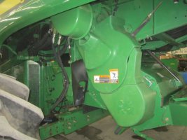 Комбайн JOHN DEERE 9770 STS Bullet Rotor
